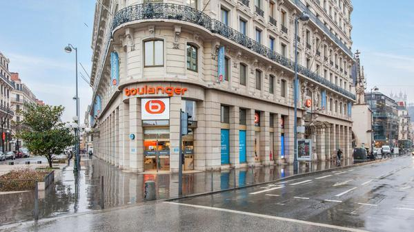 Photo du magasin Boulanger Lyon - Les Cordeliers