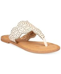 Image of XOXO Roxana Flat Thong Sandals
