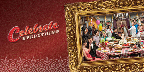 Buca di Beppo - Celebrate Everything in 2020