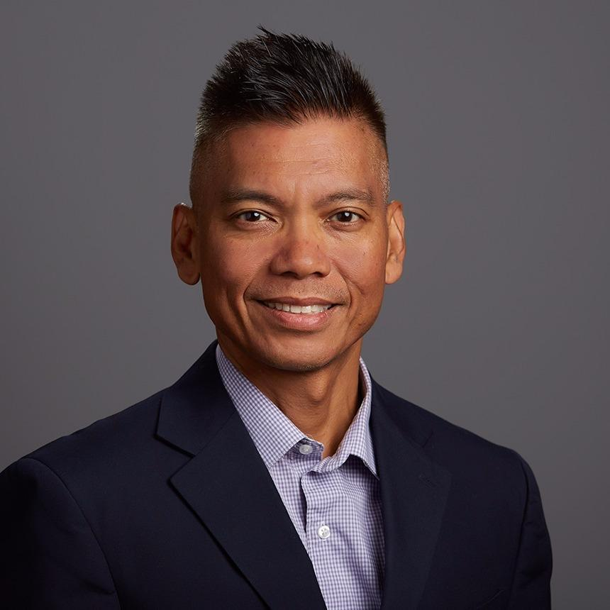 Headshot photo of Gerald B Ramos, DDS