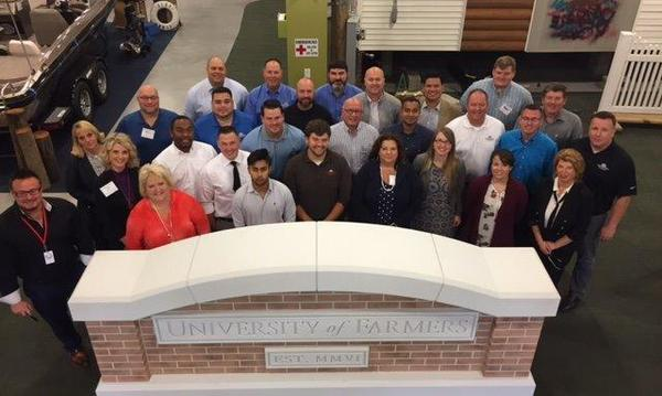The September University of Farmers® Class of 2017