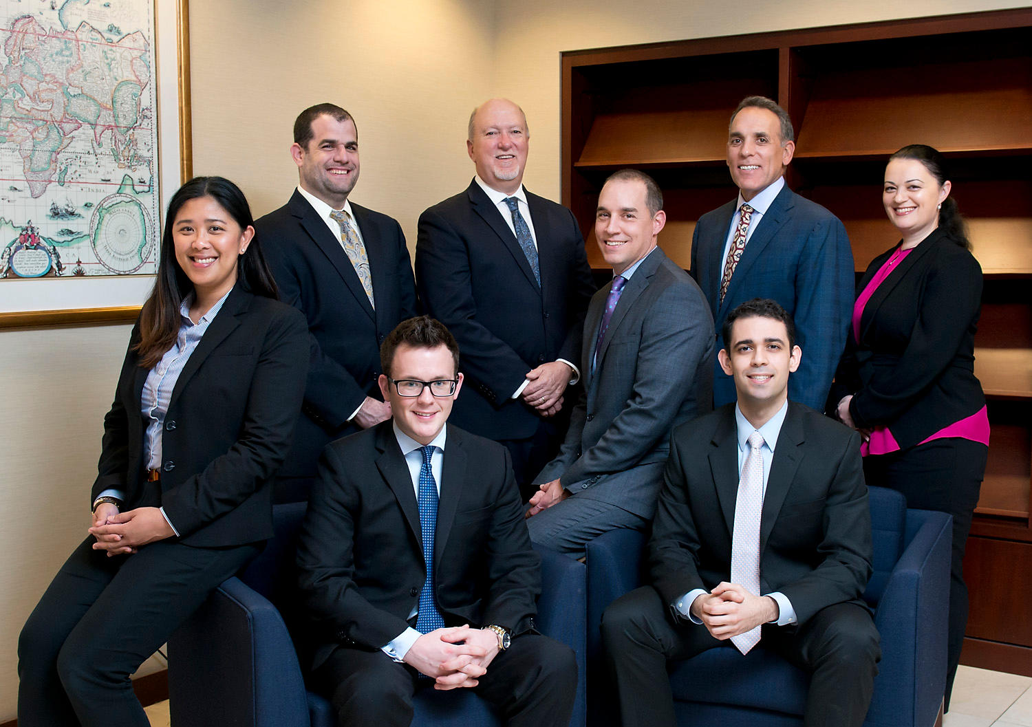 Katz/Bloom Group | Sherman Oaks, CA | Morgan Stanley Wealth Management