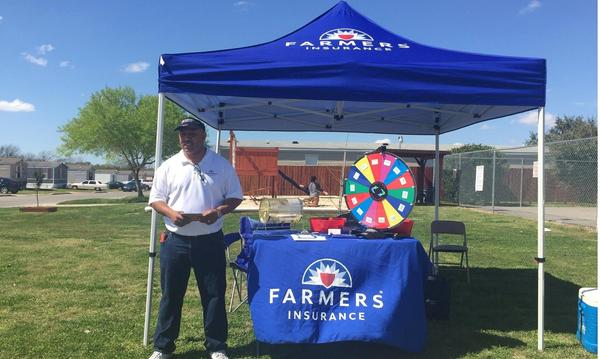 Farmers Insurance loves Neighbor's Night Out!