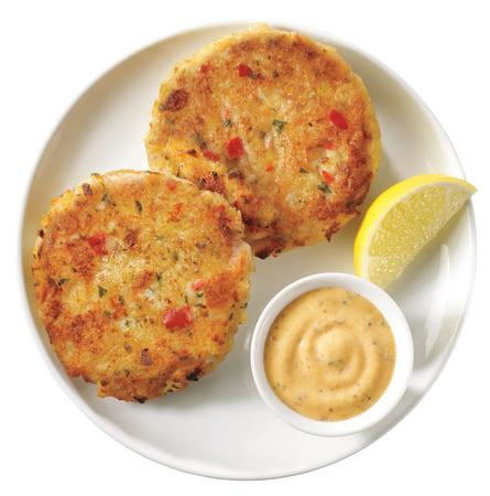 Image of 2 Piece Grilled Crab Cakes