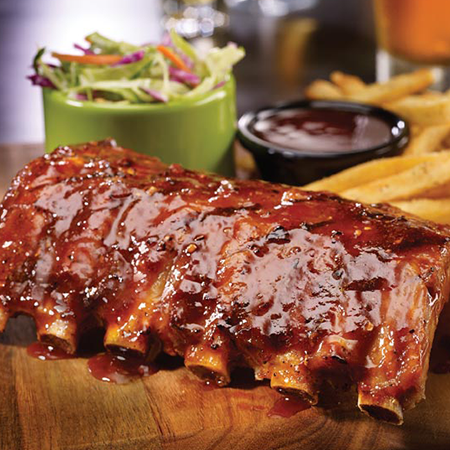 Photo of Half Rack BBQ Ribs