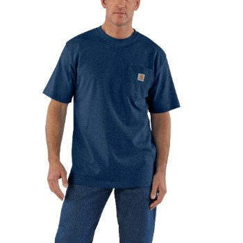 Image of WORKWEAR POCKET T-SHIRT