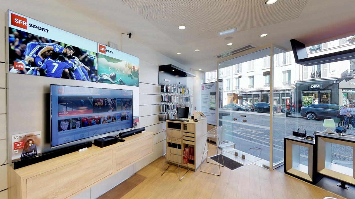 boutique sfr paris passy forfaits t l phone et internet. Black Bedroom Furniture Sets. Home Design Ideas