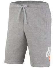 Image of Nike Men's Sportswear Just Do It Fleece Shorts