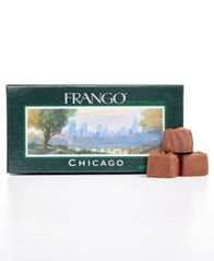 Image of Frango Chocolates Chicago Collection 15-Pc. Mint Milk Chocolates, Created for Macy's