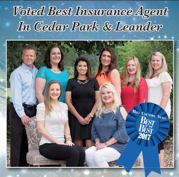Amy Maddox - Voted Best Insurance Agent in Cedar Park and Leander