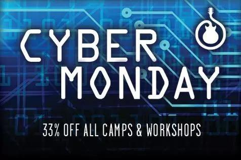 Image of Cyber Monday Camp Sale