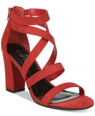 Image of Bar III Blythe Strappy Dress Sandals, Created For Macy's