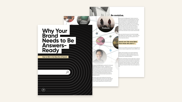 Why Your Brand Needs to Be Answers-Ready