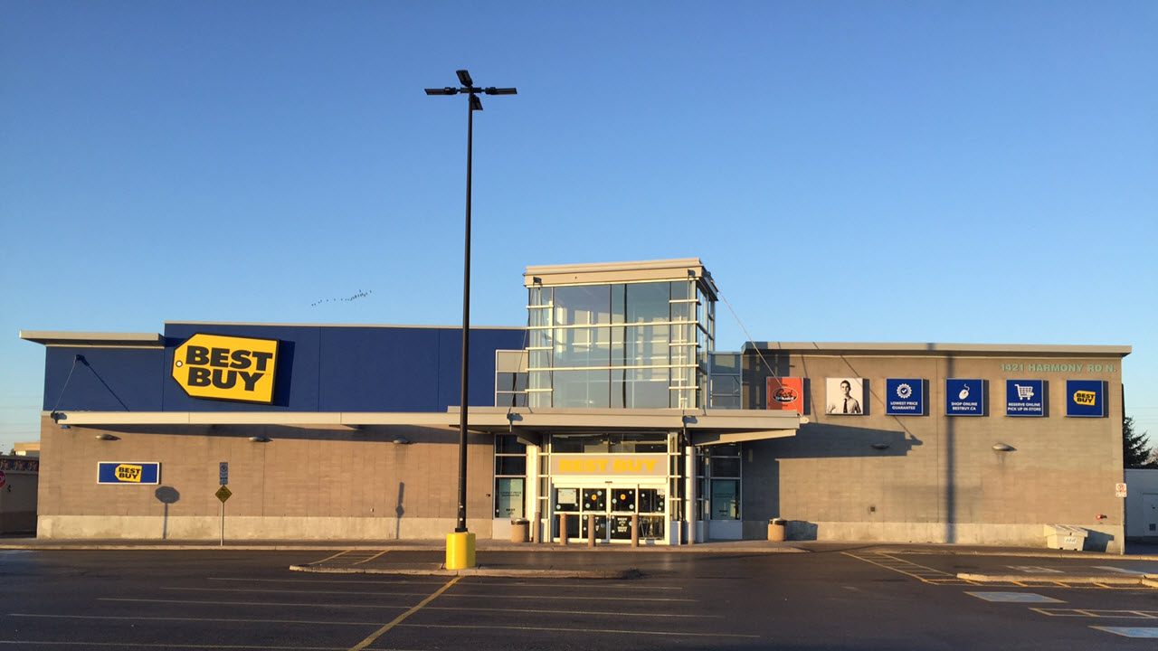 Best Buy First Pro Oshawa
