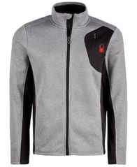 Image of Spyder Big Boys Raider Full-Zip Sweater