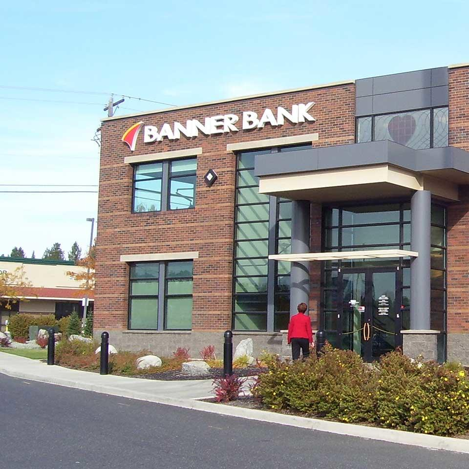 Banner Bank Hastings branch in Spokane, Washington