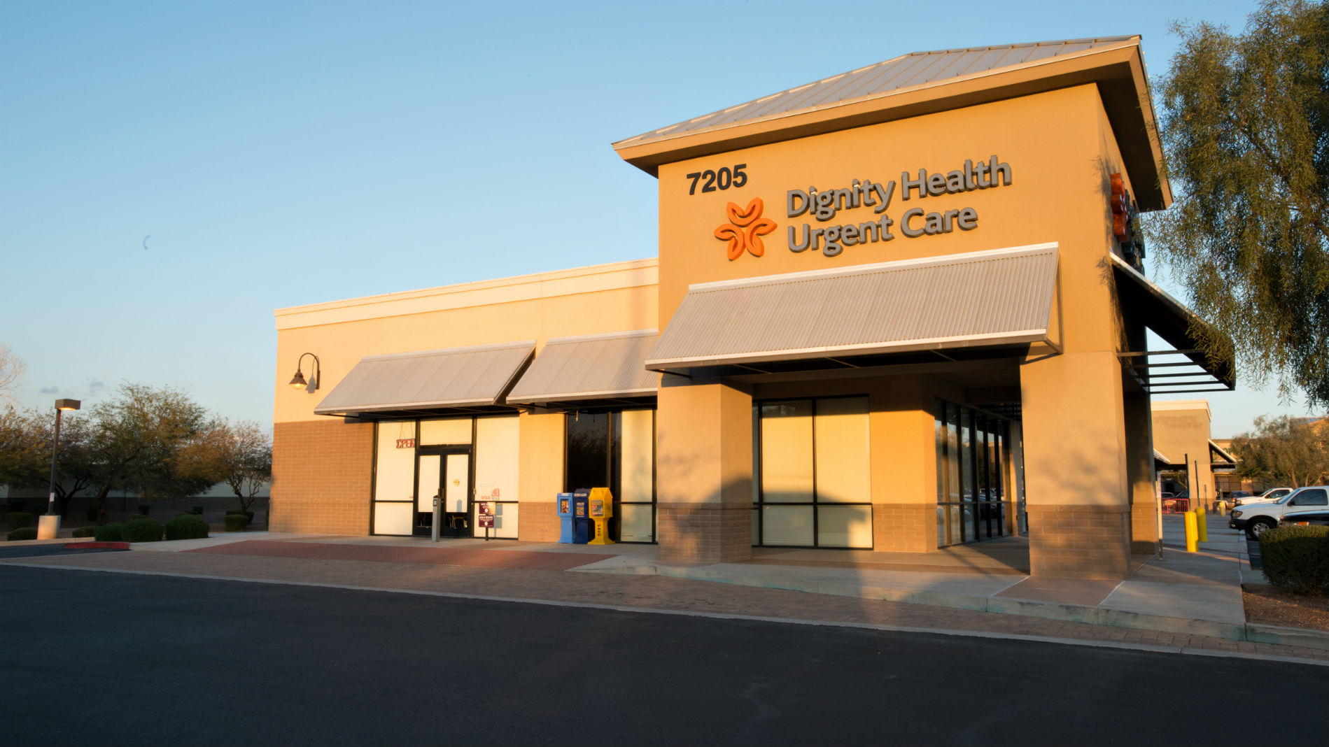 Dignity Health Urgent Care in Queen Creek