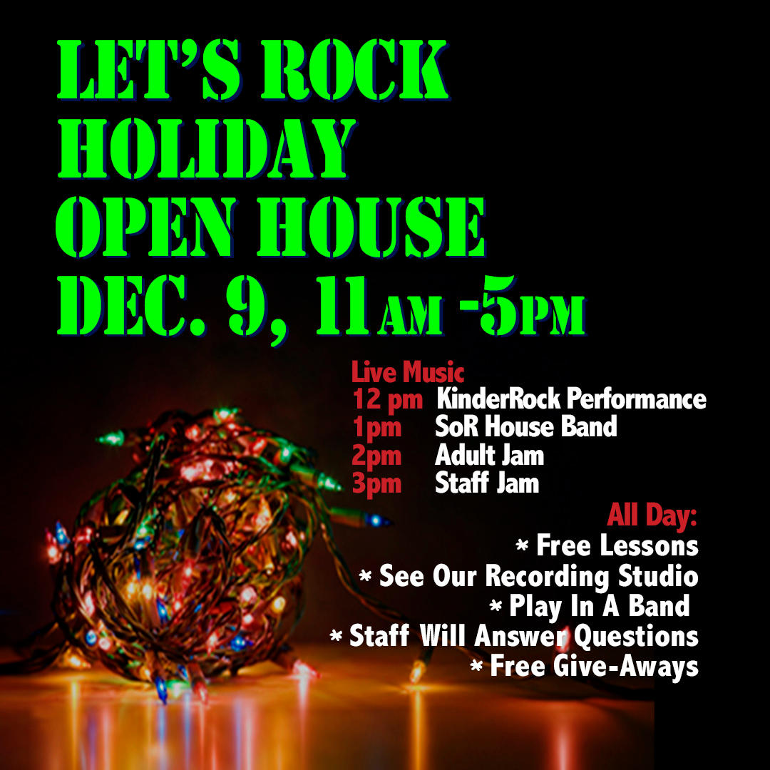 Image of Holiday Open House