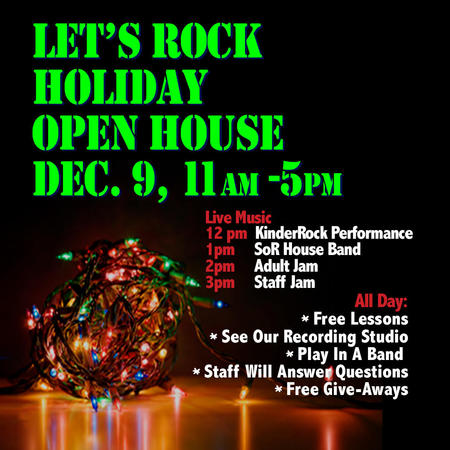 Waldwick Guitar, Drums, Vocal Lessons & Classes | School of Rock