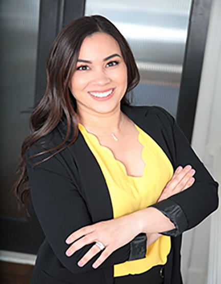 Nikkie Aguiar Loan officer headshot
