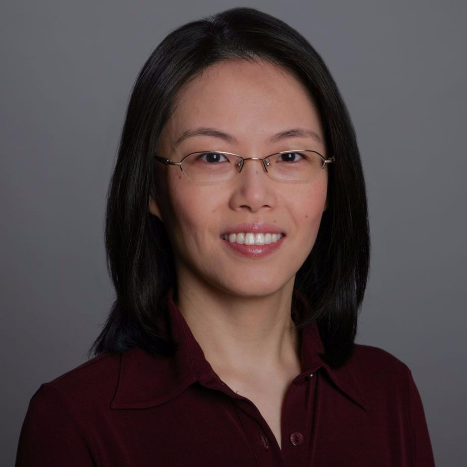 Headshot photo of Nancy Wang