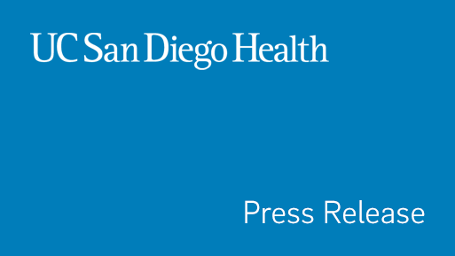 UC San Diego Health - Press Release