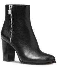 Image of MICHAEL Michael Kors Margaret Booties