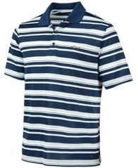 Image of Greg Norman For Tasso Elba Men's Striped Polo, Created for Macy's