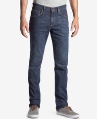 Image of Wrangler Men's Advanced Comfort Slim Straight Jeans