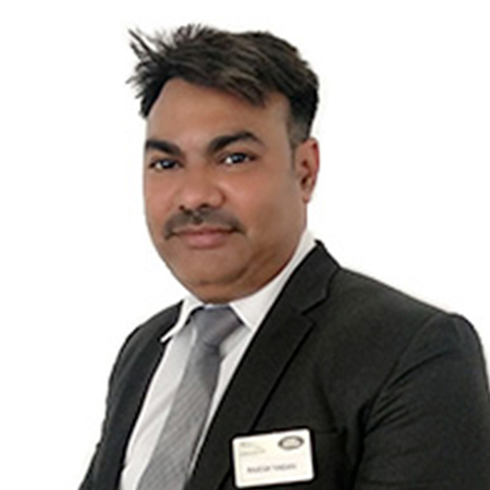 MR. RAJESH YADAV's headshot