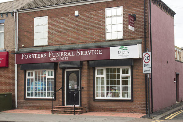 Forsters Funeral Directors in Southwick, Sunderland