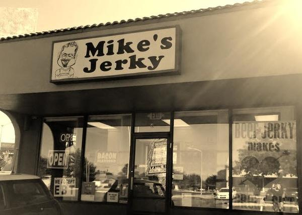 MIKE'S JERKY