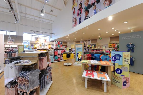 Mothercare Leeds childrens clothes