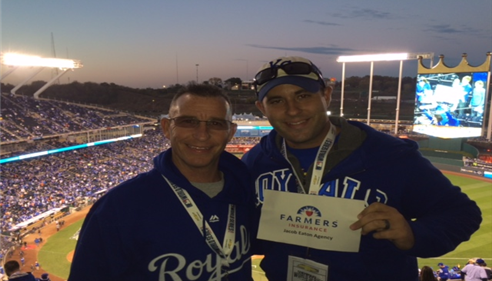 Chris Moore was selected for our World Series tickets!