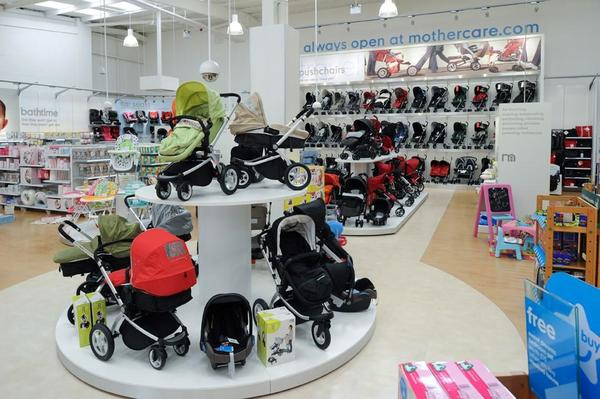 Mothercare Eastbourne pushchairs