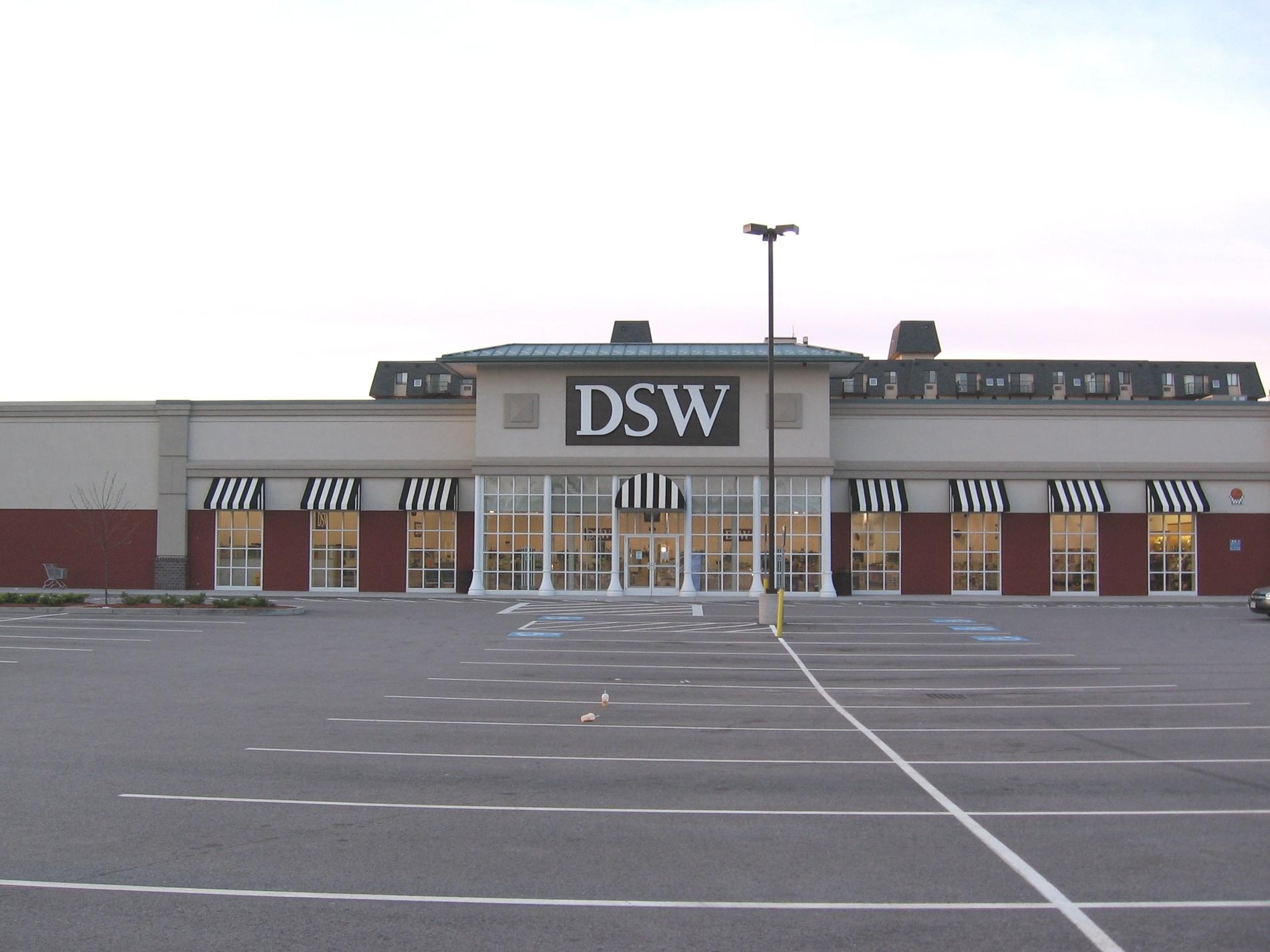 DSW | RK Plaza | Stoughton MA | DSW