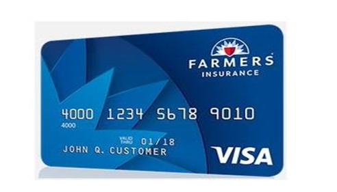 Farmers® Rewards Visa Card