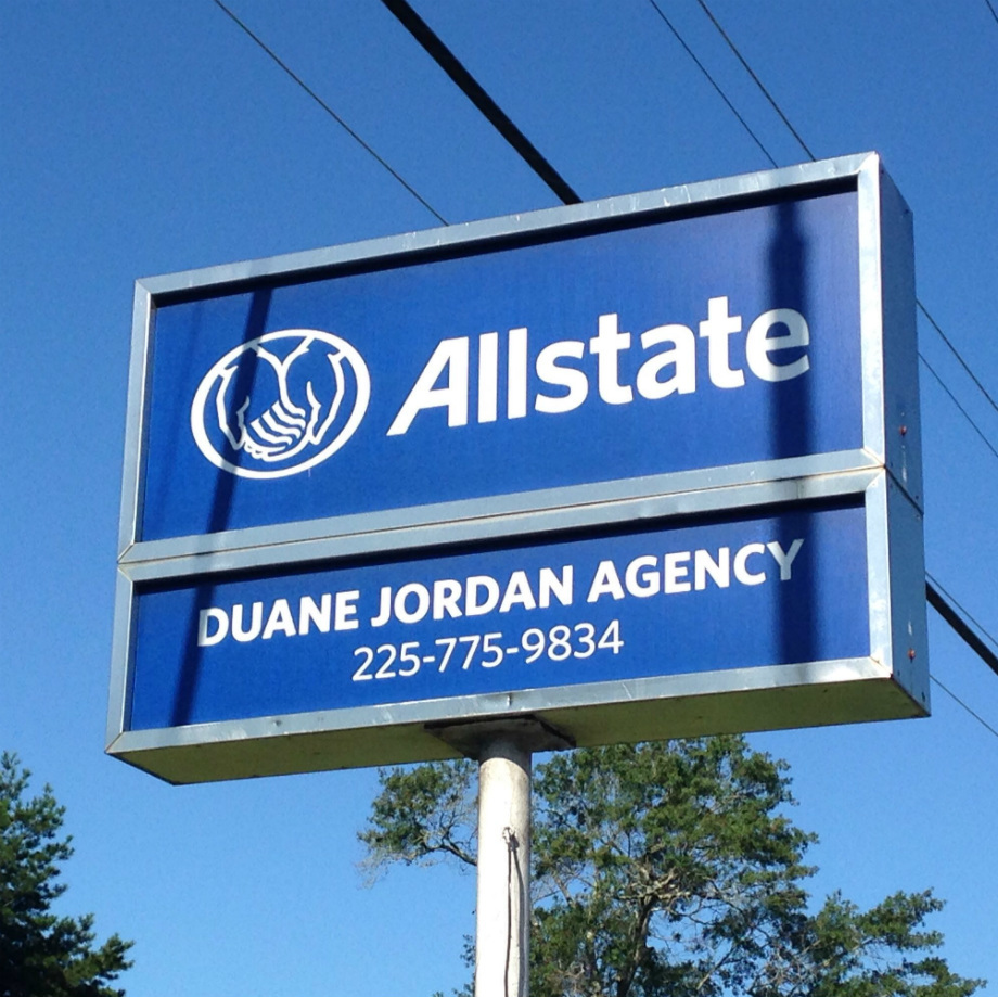 Allstate Insurance Quote: Car Insurance In Baker, LA - Duane Jordan