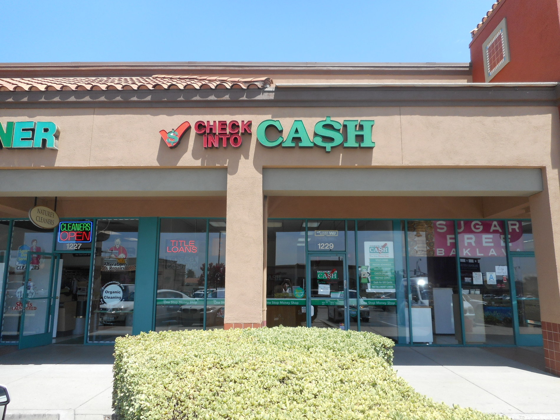 Cash advance model image 4