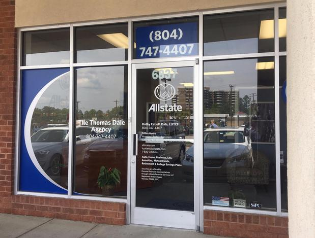 Allstate Car Insurance In Richmond Va The Thomas Dale Agency Inc