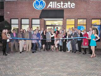 Katie Little - Katie Little Allstate Grand Opening Bash