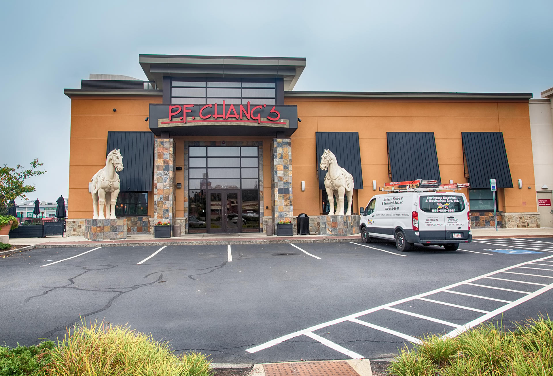P F Chang S In 410 Legacy Place Dedham Ma Asian American