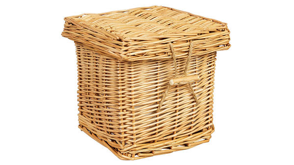Woven Willow Ashes Container from our Natural Ashes Containers collection