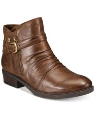 Image of Baretrap Yasmyn Ankle-Zip Booties