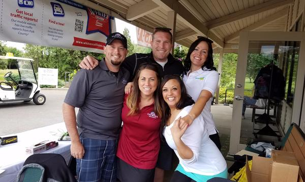 Farmers® Insurance and ServiceMaster 8th Annual Golf Charity Classic 2016