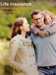 Your most precious assets.  Life insurance is Love insurance.