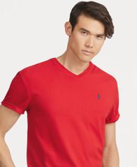 Image of Polo Ralph Lauren Men's V-Neck T-Shirt