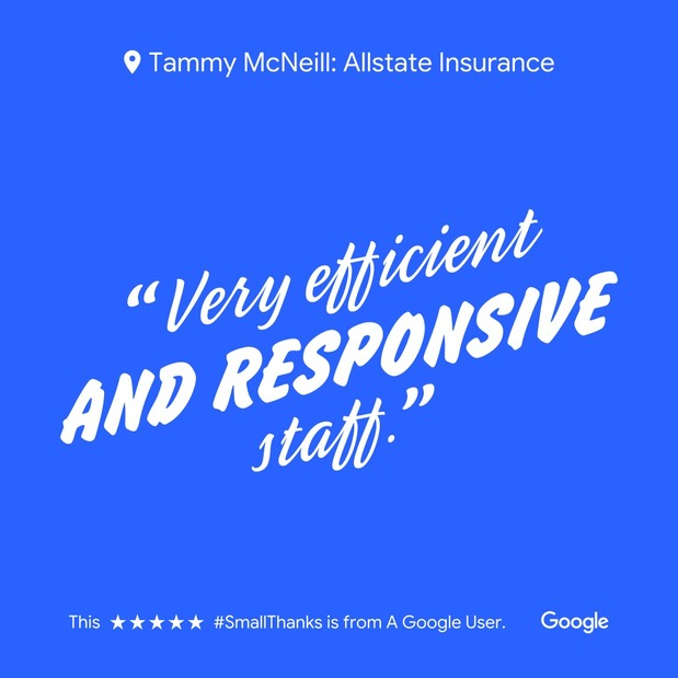 Tammy McNeill - Small Thanks with Google