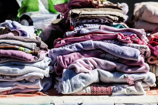 Sierra West Insurance - Committee to Aid Abused Women (CAAW) Clothing Drive!
