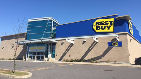 Best Buy Carrefour Richelieu